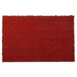 Tapis Coco Rouge