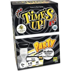 JEU SOCIÉTÉ - PLATEAU Repos ASMTUP1EN02 Time's Up Party (Édition Britann