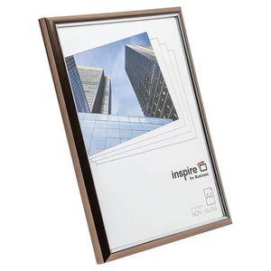 CADRE PHOTO Hampton Frames EasyLoader cuivre a4 21x30 cm Certi