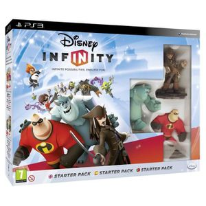 JEU PS3 Disney Infinity Starter Pack  (Playstation 3) [UK