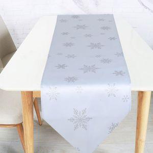 gris Chemin de table couleur table gris de Chemin Chemin couleur Nv8nm0w