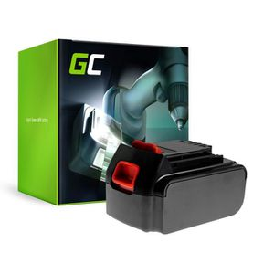 BATTERIE MACHINE OUTIL Green Cell® LBXR20B-2 Li-Ion Batterie pour Black&D