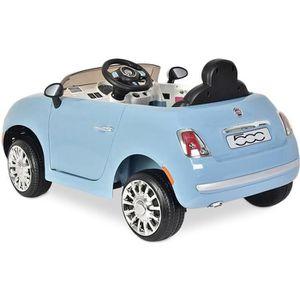 VOITURE ELECTRIQUE ENFANT B90106 Voiture électrique pour enfants FIAT 500C s