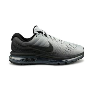 BASKET NIKE AIR MAX 2017 - AGE - ADULTE, COULEUR - GRIS,
