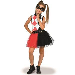 DÉGUISEMENT - PANOPLIE Déguisement Harley Quinn DC Super Hero Girls fille