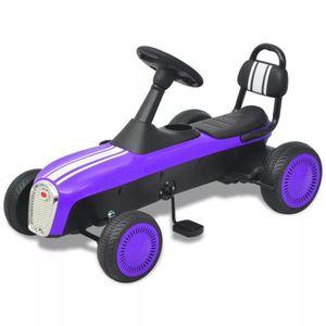 QUAD - KART - BUGGY Kart à pédale violet Quad - Kart - Buggy
