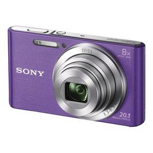 PACK APPAREIL COMPACT Sony Cyber-shot DSC-W830 Appareil photo numérique