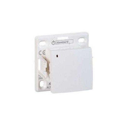 Schneider Electric SC5S54A263 Odace Interrupteur Va et vient lumineux avec Led Orange
