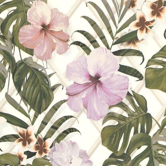 AS Creation papier peint, fond d'écran récolte Michalsky Dream Again 365181 papier peint floral aspects: 10050 x 530 mm