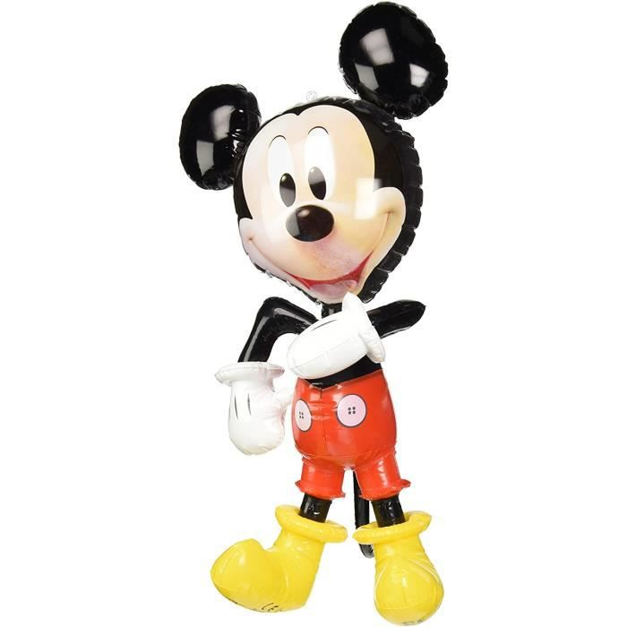WDK Partner - A1300327 - Jeu de Plein Air - Personnage gonflable Mickey Mouse638