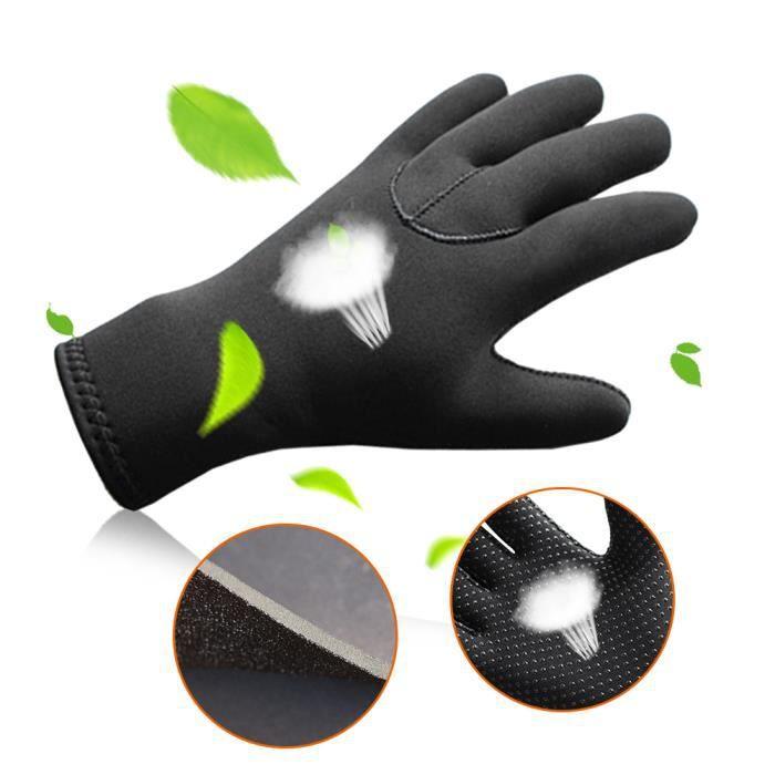Garosa gants de plongée sous-marine SLINX 3mm Néoprène Plongée Sous-marine Gants De Plongée Anti-dérapant Réchauffeur