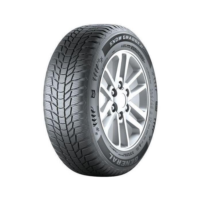 General Tire Snow Grabber Plus 215-60R17
