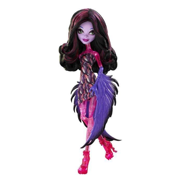Monster High - Y0420 - Poupée - Créa Terreur - Harpie