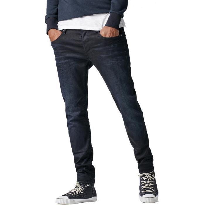 Jeans G STAR 3301 Slim Slander Superstretch Dark Aged