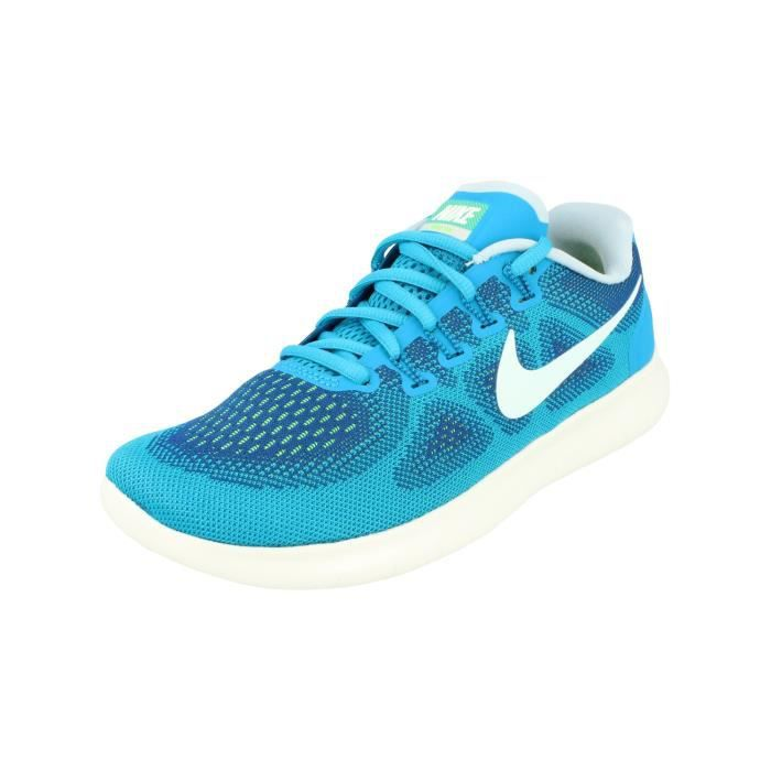 Nike Femmes Free RN 2017 Running Trainers 880840 Sneakers Chaussures 401