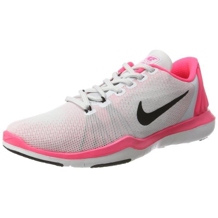Nike Femmes Wmns Flex Supreme Tr 5 sneakers, noir, 7 Royaume-Uni 3XUEZE Taille-37