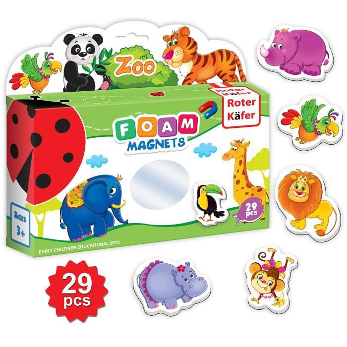 AIMANTS - MAGNETS Refrigerator Magnets For Toddlers - Toddler Magnet