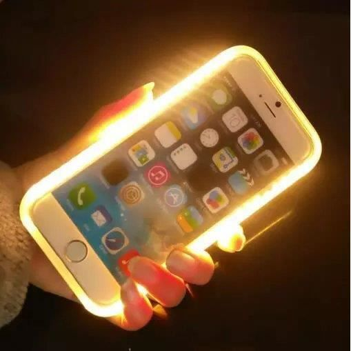 coque lumiere iphone 7