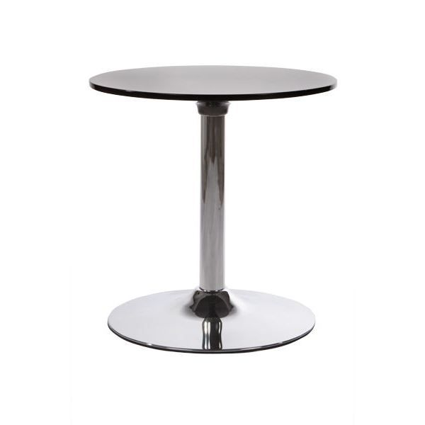 Table basse design type bar neptun noir achat vente table basse table bas - Table basse bar noir ...