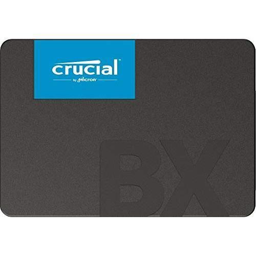 "DISQUE DUR SSD CRUCIAL - Disque SSD Interne  BX500 - 960Go - 2,5"""