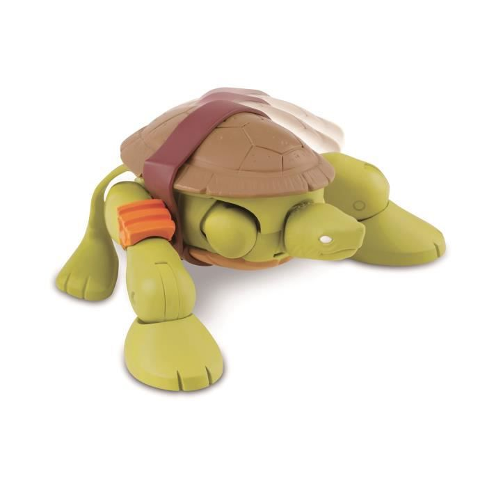 Tortues ninja mutation figurine de 14 cm transformable - Michaelangelo tortue ninja ...