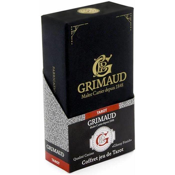 """CARTES DE JEU Grimaud Expert - Coffret """"Exclusif"""" Tarot - jeu de"""