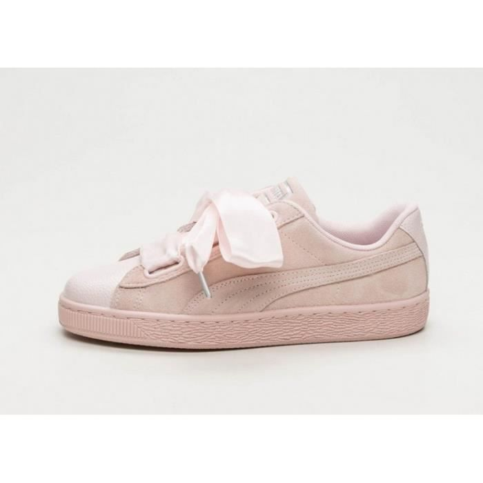 BASKET - puma suede heart bubble wn's NHkQwlSq1