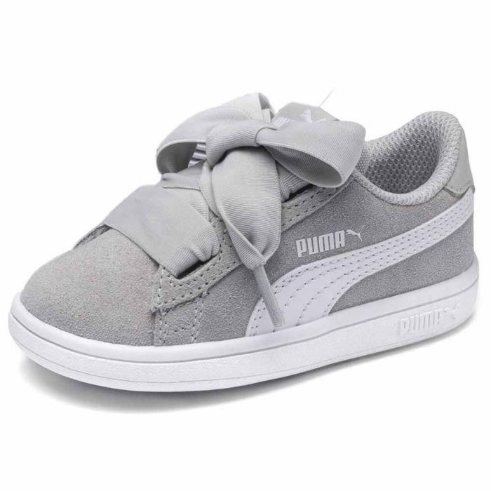 chaussure puma ruban