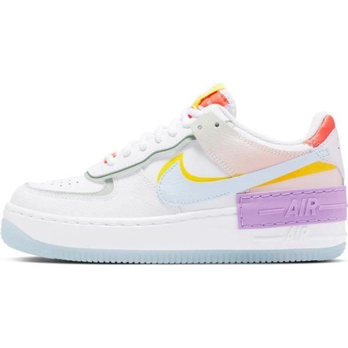 Basket Nike Air Force 1 Shadow CW2630-141 Chaussures pour Femme ...