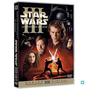 DVD FILM DVD Star Wars : Episode 3 - La Revanche des Sith