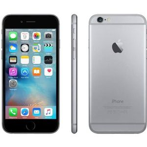 SMARTPHONE iPhone 6 64 Go Gris Sideral Reconditionné - Comme
