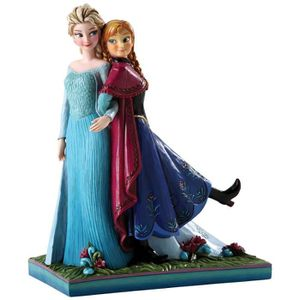 ROBOT - ANIMAL ANIMÉ Figurine de collection Disney Elsa et Anna 17.5 cm