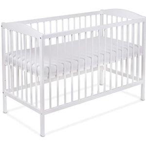 LIT BÉBÉ Lit pour Bébé à barreaux TOMI 5 - Barreaux amovibl