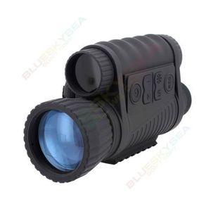 TÉLESCOPE OPTIQUE BOBLOV LS-650 6X50 720P 350M Télescope Monoculaire