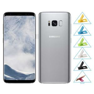 SMARTPHONE Gris Samsung Galaxy S8 G950F 64GB occasion débloqu