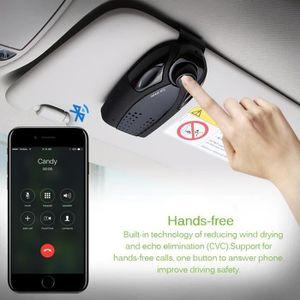 KIT BLUETOOTH TÉLÉPHONE Kit-voiture Mains Libres Bluetooth pour voiture, S