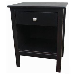 Commode wenge chambre achat vente commode wenge - Table de chevet wenge ...