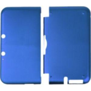 CONSOLE NEW 3DS XL Coque de protection aluminium 3DS XL (Bleu)