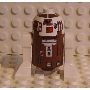 ASSEMBLAGE CONSTRUCTION Jeu D'Assemblage LEGO ENOT4 star wars: figurine de