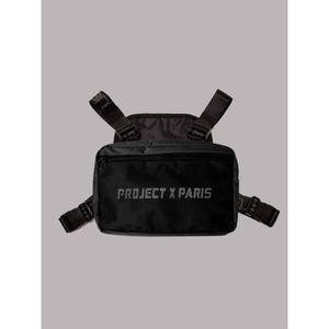SACOCHE PROJECT X PARIS -  Sac poitrine logo - Sacoche poi