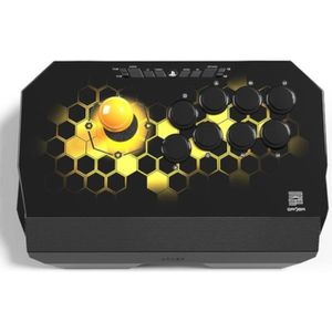 JOYSTICK JEUX VIDÉO Joystick Arcade Qanba Drone pour PS4, PS3 et PC