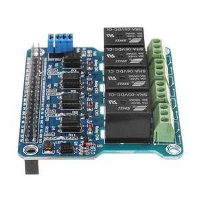 BOITIER PC  TEMPSA Module de relais électromécanique 4 canaux