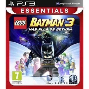 JEU PS3 Lego Batman 3: Au-delà de Gotham PS3 - 14580