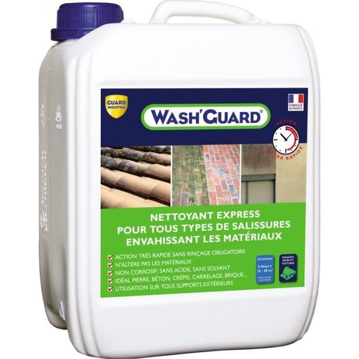 Nettoyant Express - Wash'Guard® - 5L