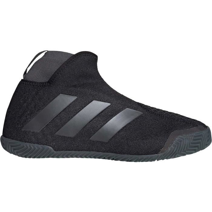 adidas Stycon Clay Hommes Chaussure tennis noir