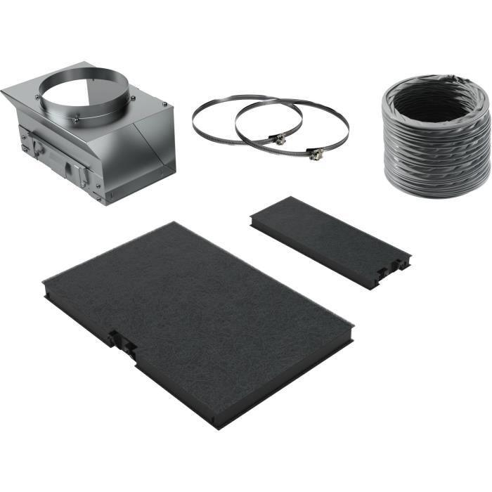 Neff - kit de recyclage pour hotte - z51aiu0x0