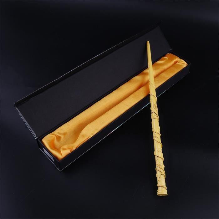 Cool Magic Stick Cosplay pour Hermione Granger Baguette Magique - Cadeau parfait