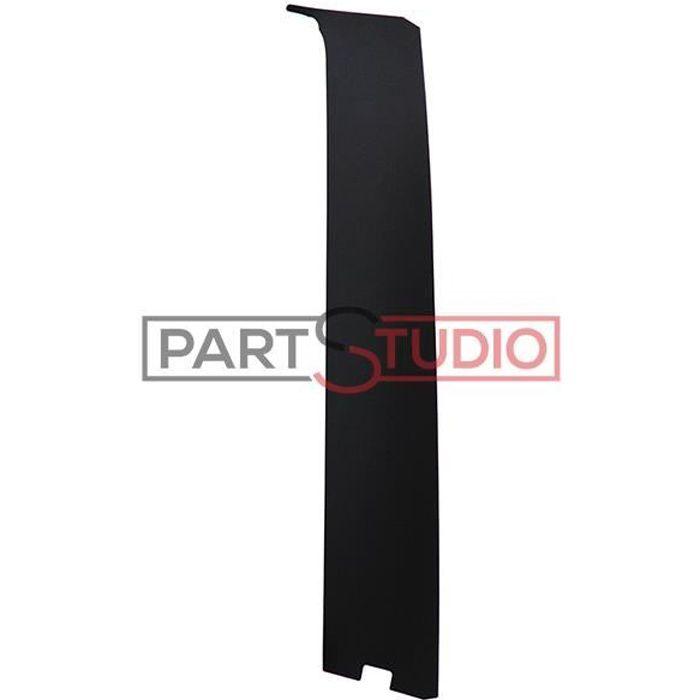Enjoliveur noir avant pour cadre de glace porte arrière droit PEUGEOT 207 03/06 =>pour 5 portes = 932793 - PG2398ENJOL