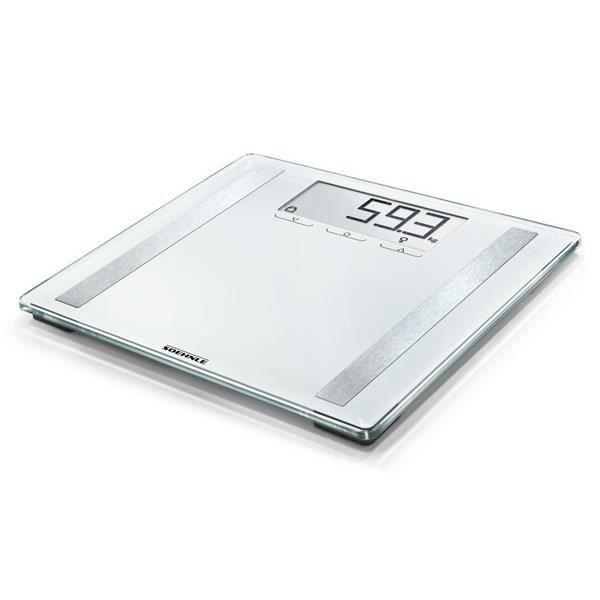 Soehnle Shape Sense Control 200, LCD, Blanc, 320 mm, 320 mm, 21 mm, 1 pièce(s)