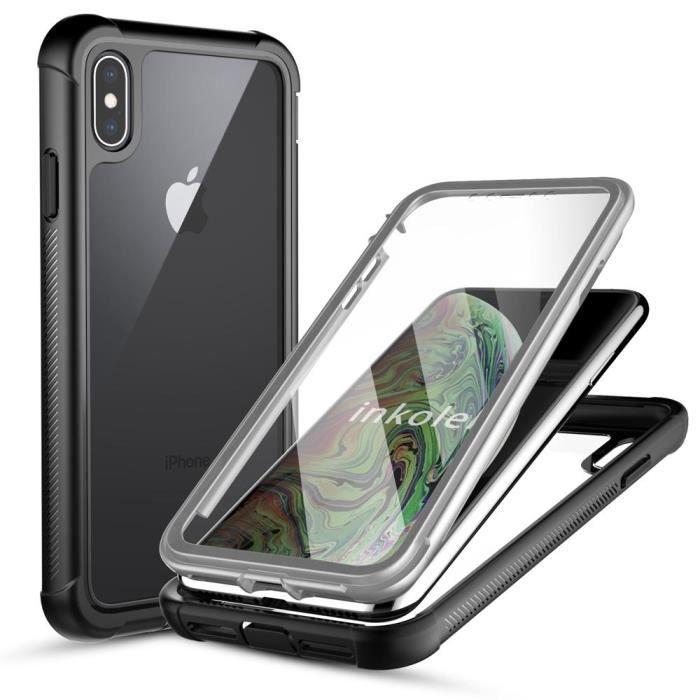 inkolelo Coque iPhone XS Max 6.5
